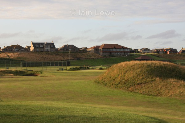 Cruden Bay 17th Hole - Cruden Bay