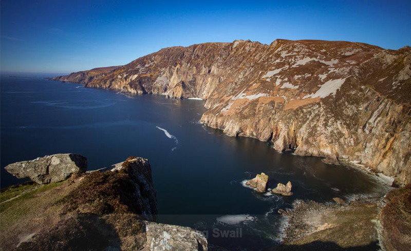 Slieve League Cliffs - Landscapes of Ireland - County Donegal and the Wild Atlantic Way