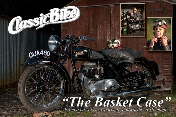The Basket Case - Editorial Work