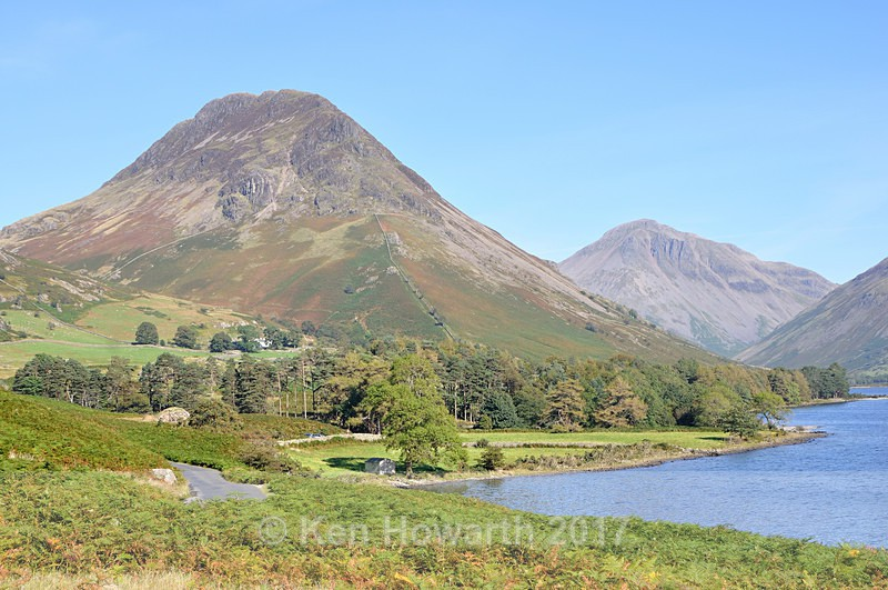 Yewbarrow, Wasdale Head - Lakeland Landscapes