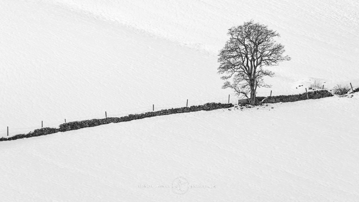 Dividing Line - Peak District - WINTER
