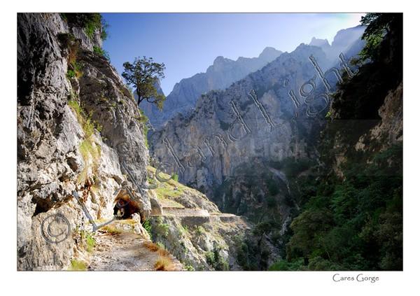 Picos 002 Cares Gorge - Picos de Europa, Spain
