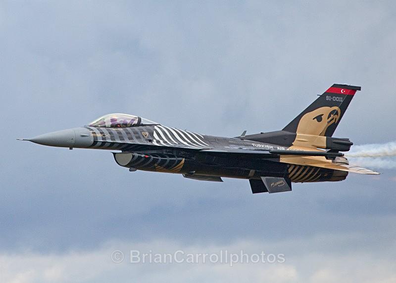 IMG_8811 General Dynamics/Lockheed Martin F-16 Turkish Air Force - RAF Fairford RIAT 2009 - 2014 Airshows
