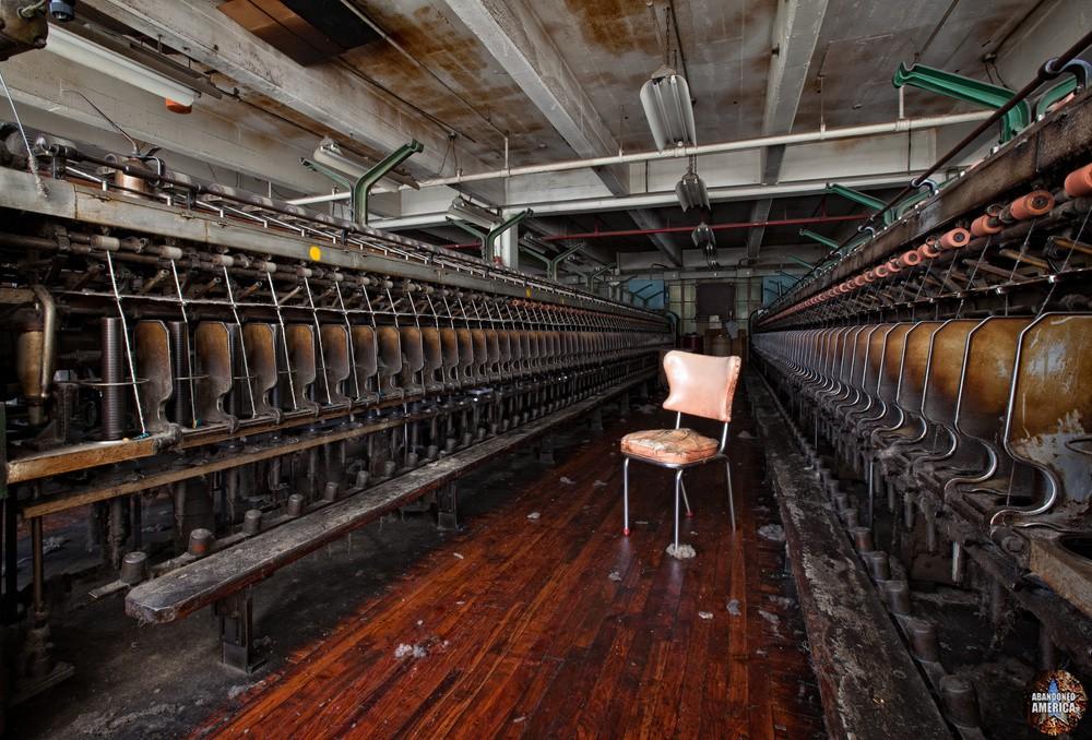 Wilde Yarn Mill (Manayunk, PA)   Monitor - Wilde Yarn Mill
