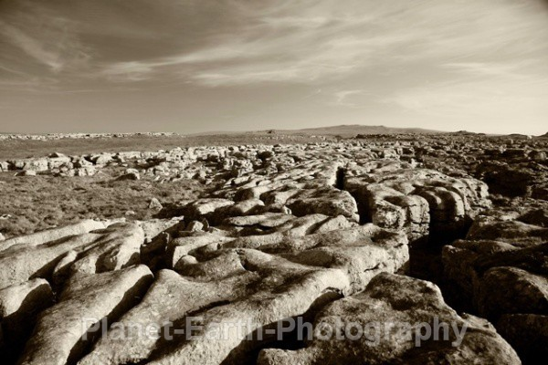Limestone Pavement - Landscapes / Seascapes