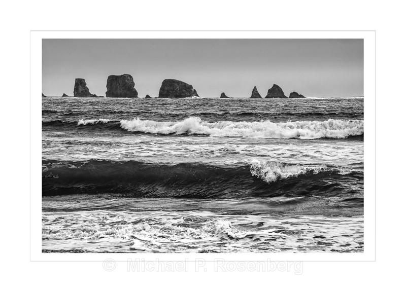 Swells and Sea Stacks, WA (2014/D00649) - Pacific Coast