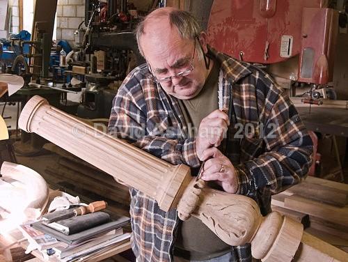 Malcolm White - Crafts