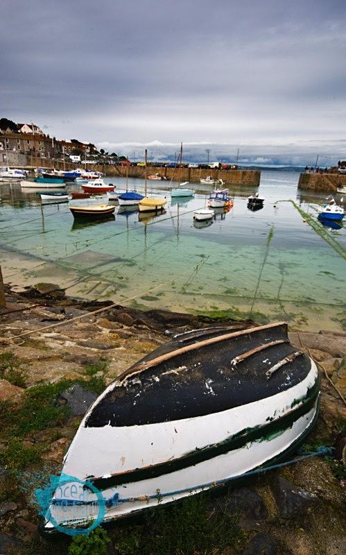 Mousehole Harbour II - Landscapes