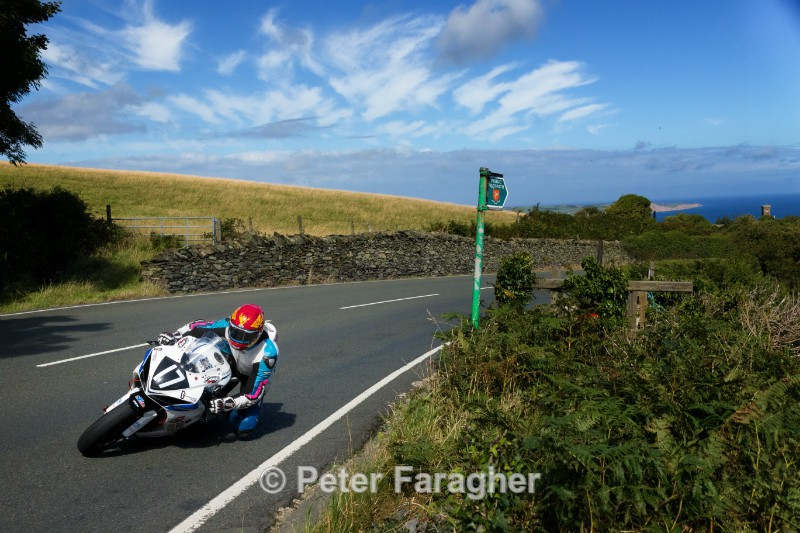 Joe Akroyd - Manx Grand Prix and Classic TT