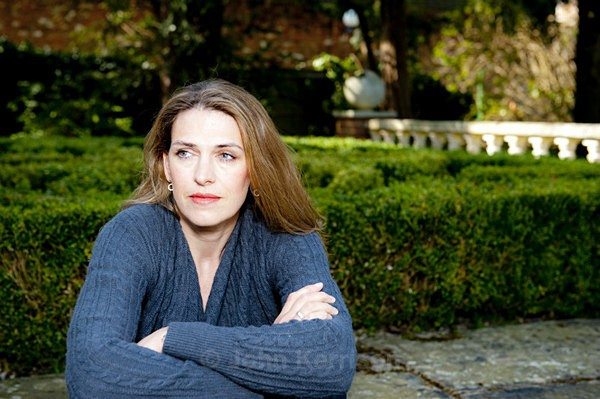 Clare Mulley - Author Photographs