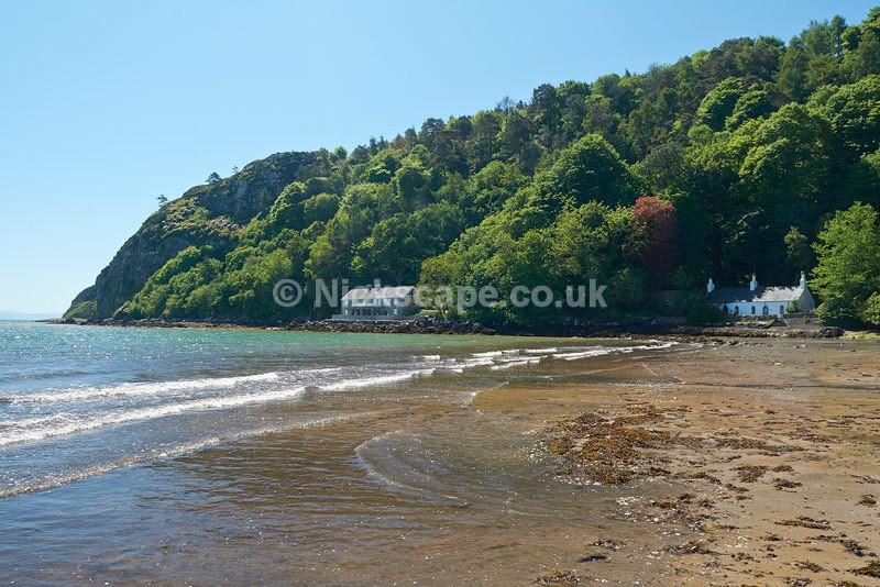 Llanbedrog Beach - Llyn Peninsular - Wales - Wales