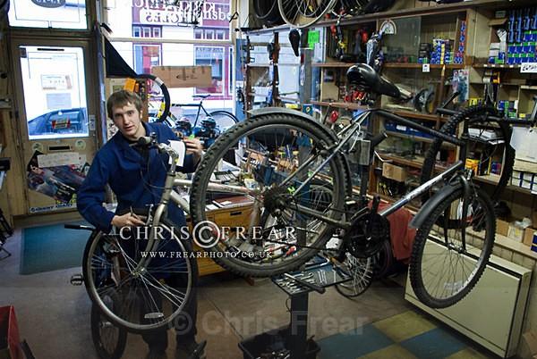 Kirkpatrick Cycles I - Small Shops