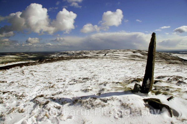 Standing Stone - Landscapes / Seascapes