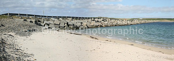 Barrier Panorama - Orkney Images