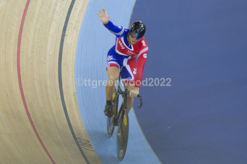 WCC-177 - World Cup Cycling Olympic Velodrome