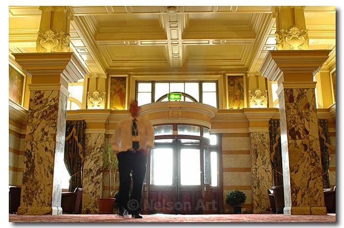 Hotel Lobby - Architecture