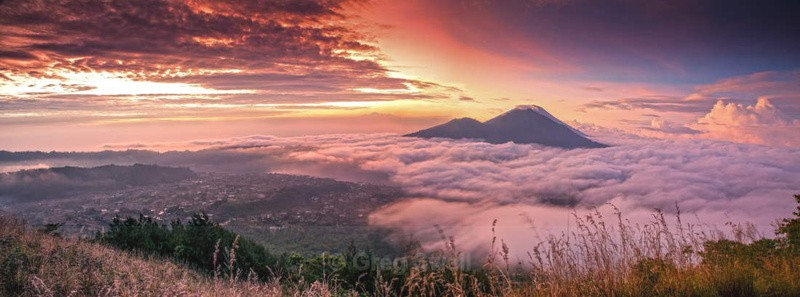 Island of the Gods - Volcano Dawn (Bali and Beyond)