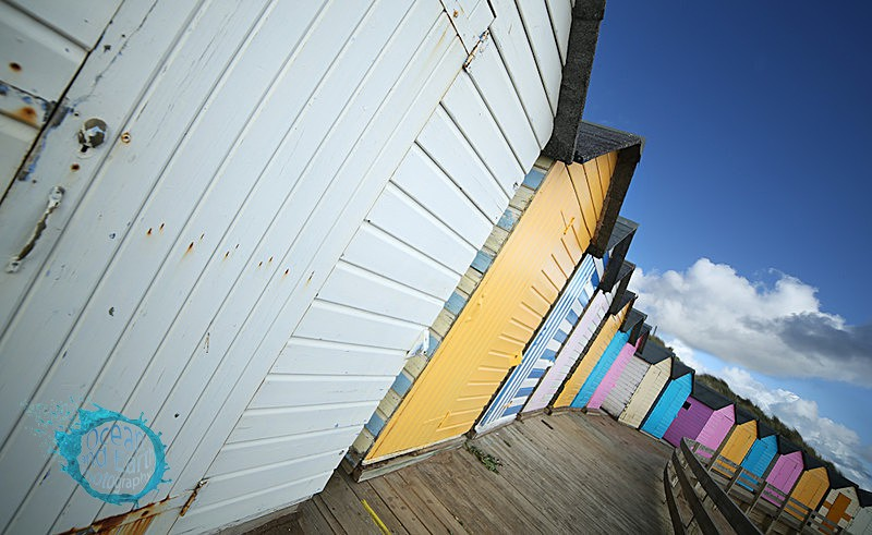Beach Huts - Seascapes