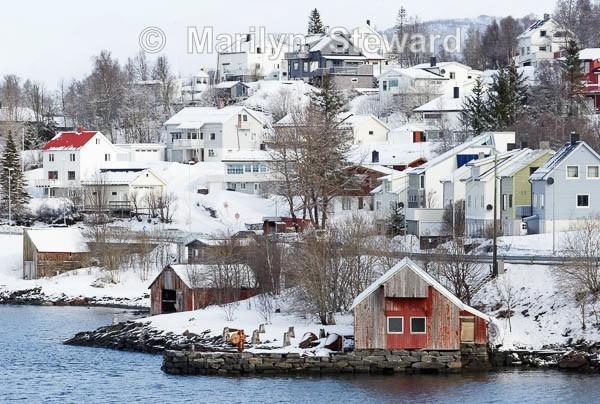 Finnsnes - Norway Coast