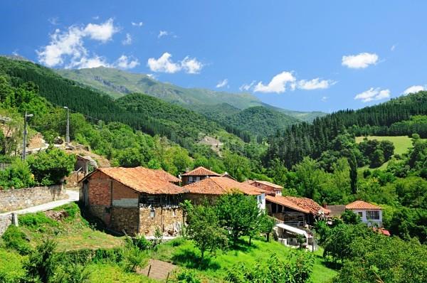 Cahecho View - Picos de Europa, Spain