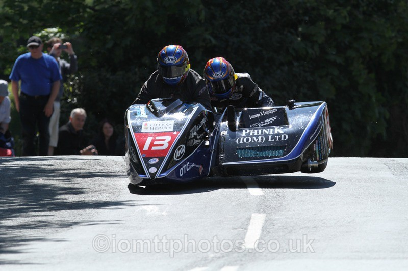 IMG_2329 - Sidecar Race 2 - TT 2013