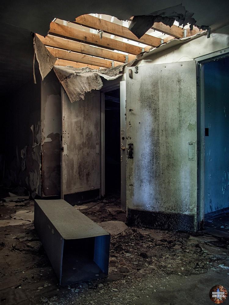Tome School (Port Deposit, MD) | Unplanned Skylight - Tome School for Boys