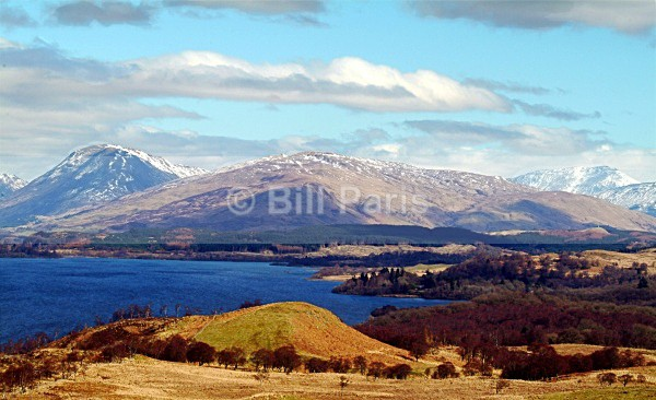Loch Awe - Land and Sea