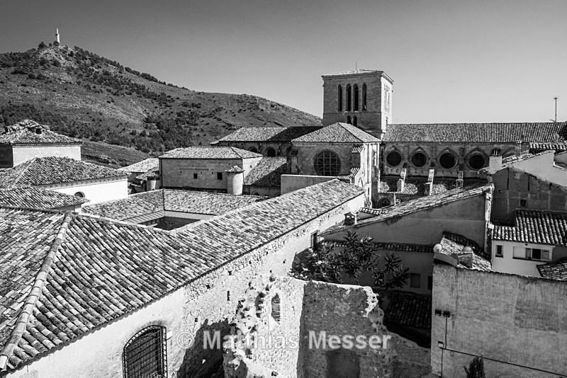 Roofs of Cuenca - Landscapes