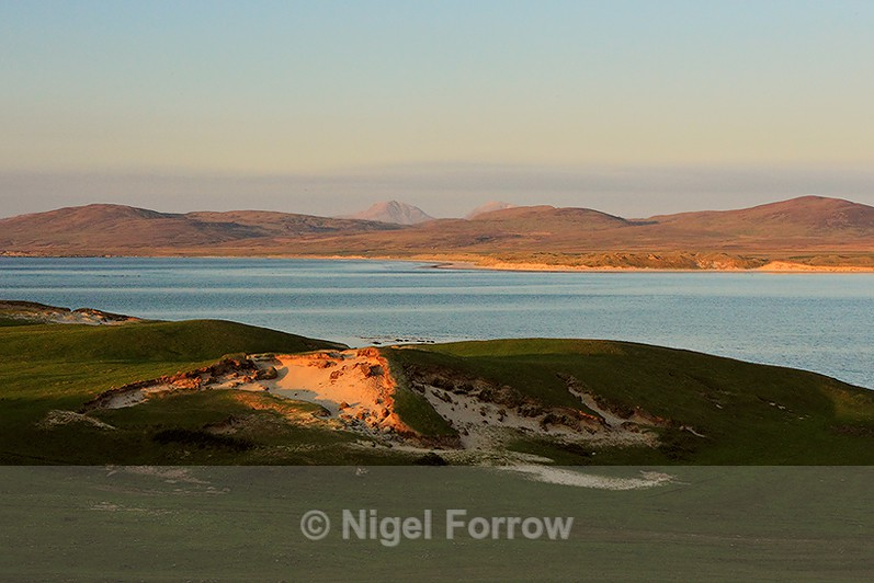 Loch Gruinart, Islay in late afternoon sun - Scotland