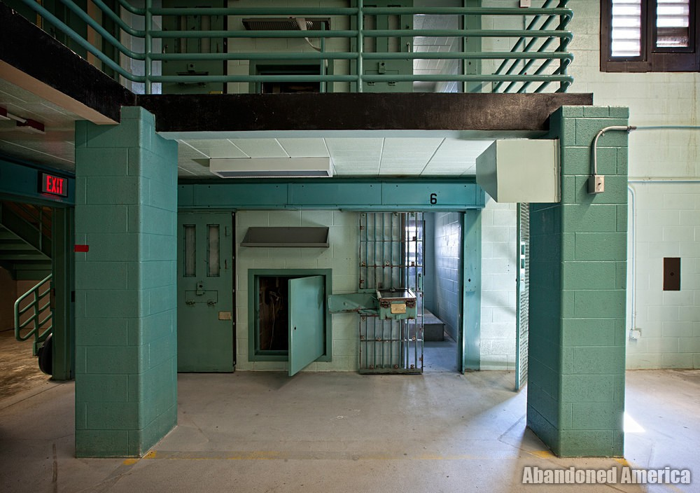 - Abandoned Prisons: The Dream of Release