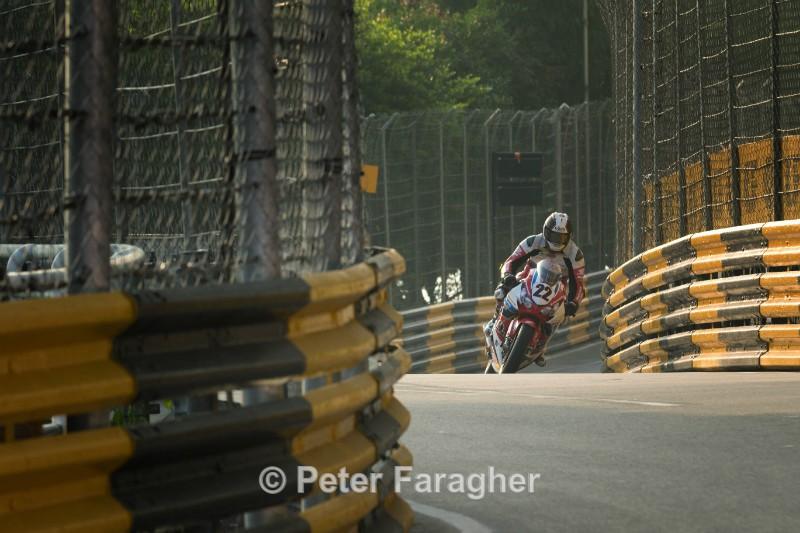 Conor Cummins - Macau Grand Prix