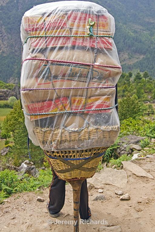 Heavily Loaded - Nepal