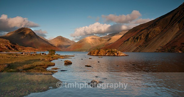 Wast Water Shadows - Lakedistrict