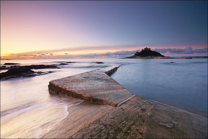 St michaels Boat Launch - Photographs of Cornwall