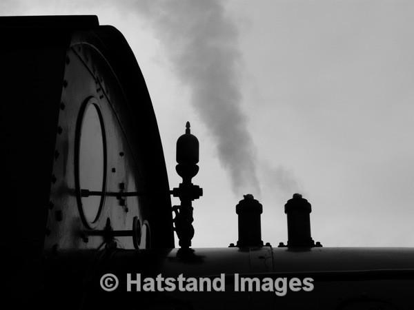 - steam