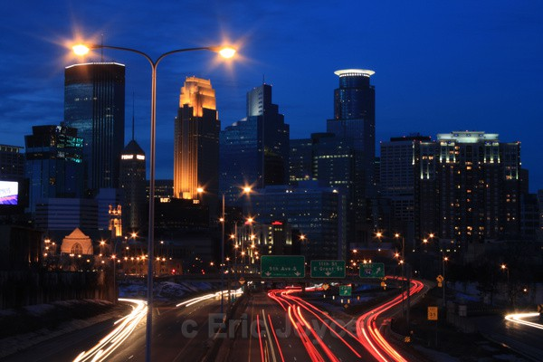 Minneapolis skyline 3 - Minneapolis, Minnesota