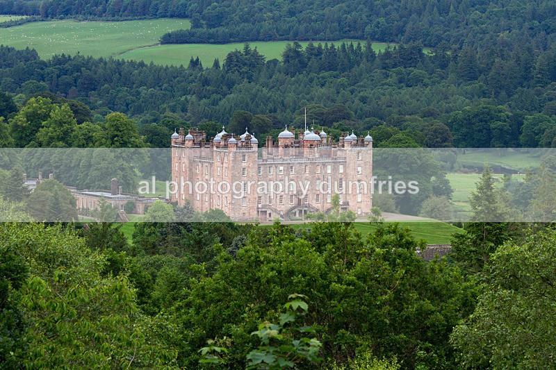Drumlanrig Castle - Dumfries & Galloway
