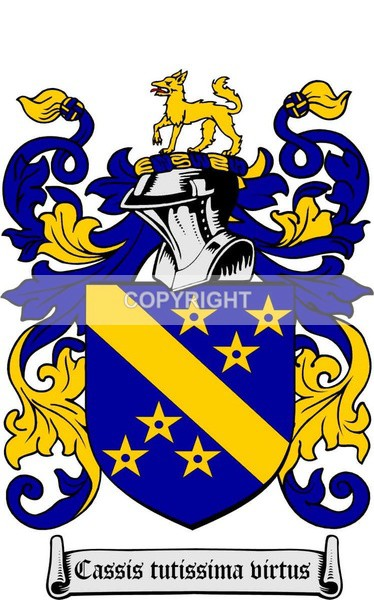 Brittain Family - Heritage Family Name and Coat of Arms Store