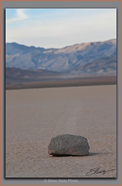 The Racetrack - Death Valley - Nevada (mostly) Landscapes