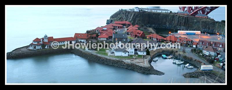 Under the forth rail bridge panorama - panoramas
