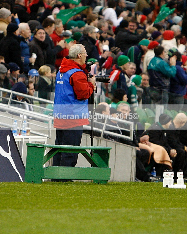 _I2H6100 - Ireland v Samoa - Guinness Series - Aviva Stadium - Dublin - 13/11/2010 Ireland 20 v 10 Samoa