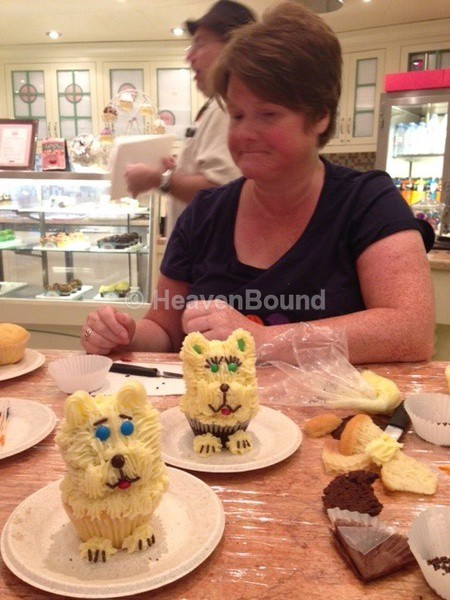 Cupcakes - Louise