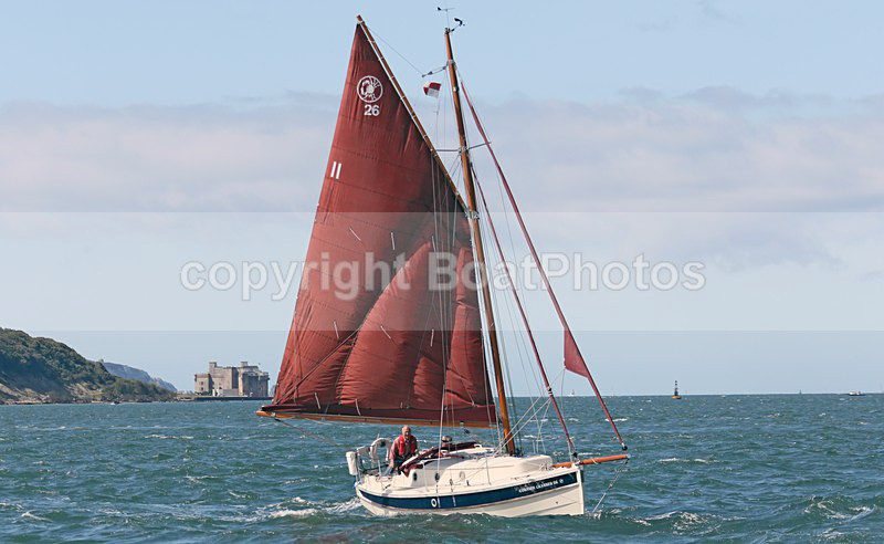 170603 OLD GAFFERS - CORNISH CRABBERS 26 - 1Y3A2252 - SATURDAY 3rd June - YARMOUTH OLD GAFFERS RACE