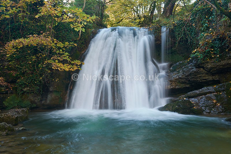 Janets Foss Waterfall - Malham - Yorkshire Dales National Park - Yorkshire
