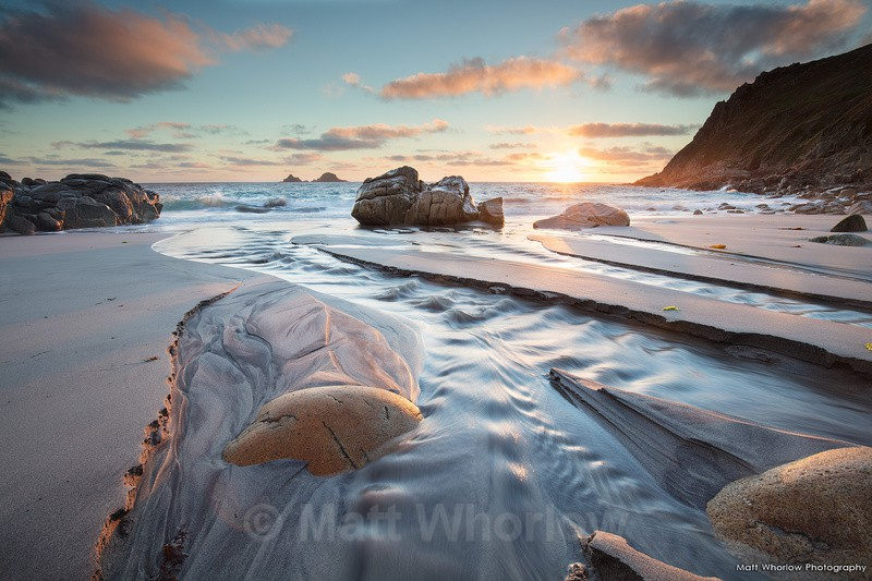 Porth Nanven - Cornwall - West Coast