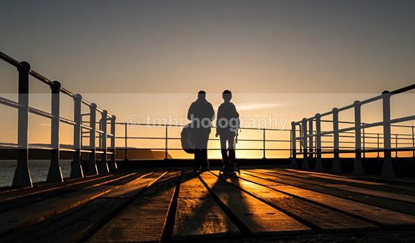 Whitby Sunset - Yorkshire Coast