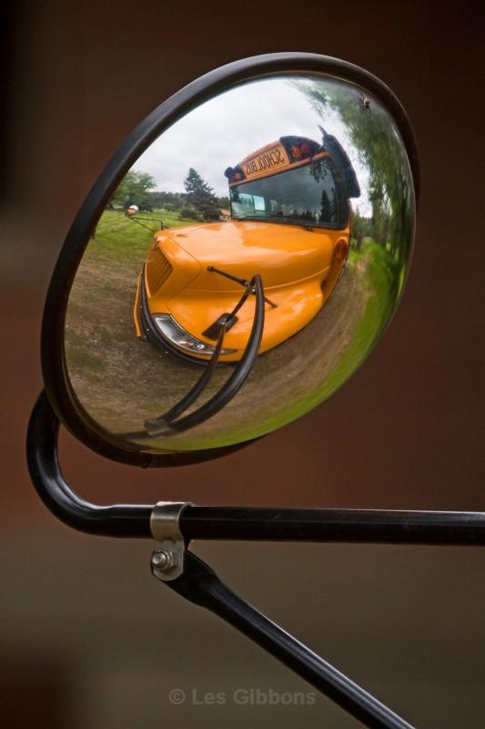 school bus - Palouse