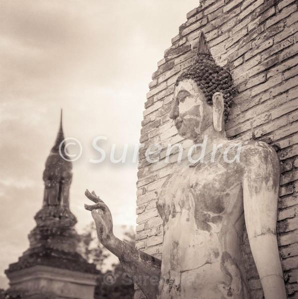 Wat Tra Phong # 1 - Sukhothai  スクタイ