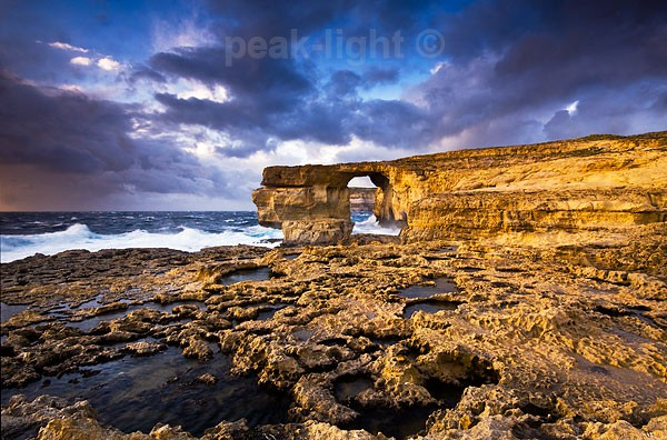 Azure Window - Foreign Shores