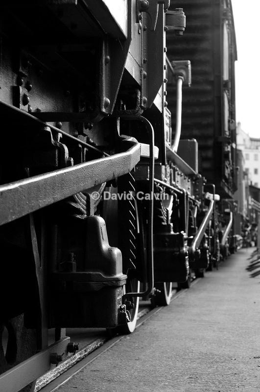 Freight Wagons - Bristol Harbourside